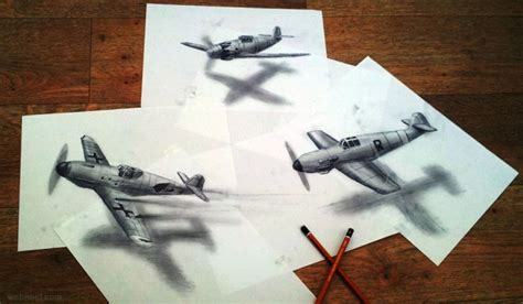 Sketches 3d by 30 Beautiful 3d Drawings 3d Pencil Drawings And Works
