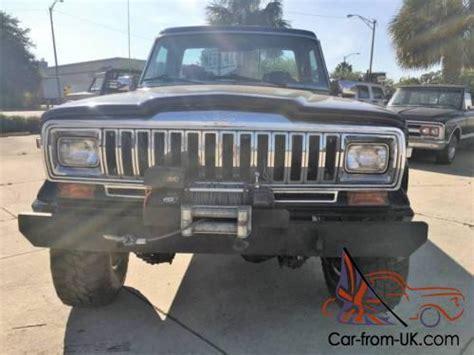 Jeep J10 Lift Kit 1984 Jeep J10 J10