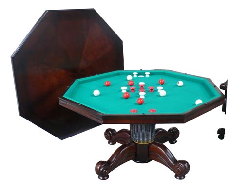 3 in 1 bumper pool table berner billiards 3 in 1 table octagon 54 quot with bumper