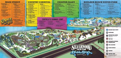 silverwood theme park thrillz the ultimate theme park review site