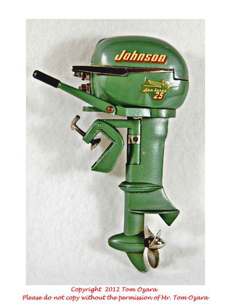 old johnson boat motors old antique toys a k o johnson outboard motor