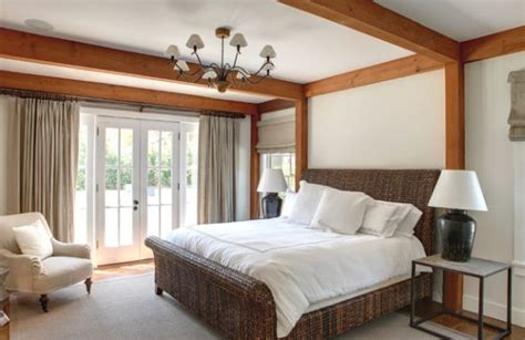 Master Bedroom French Doors 50 Sleigh Bed Inspirations For A Cozy Contemporary Bedroom
