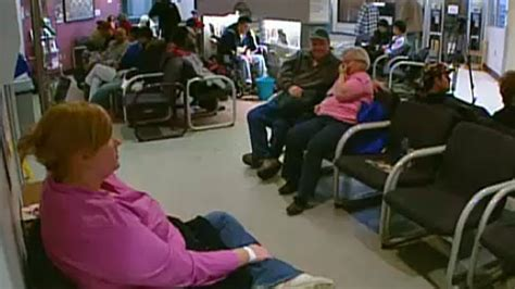 emergency room waiting times patients still waiting in ers ctv calgary news