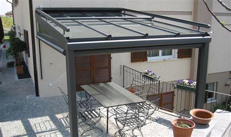 tettoie in plastica per esterni come realizzare verande pergolati e tettoie per vivere
