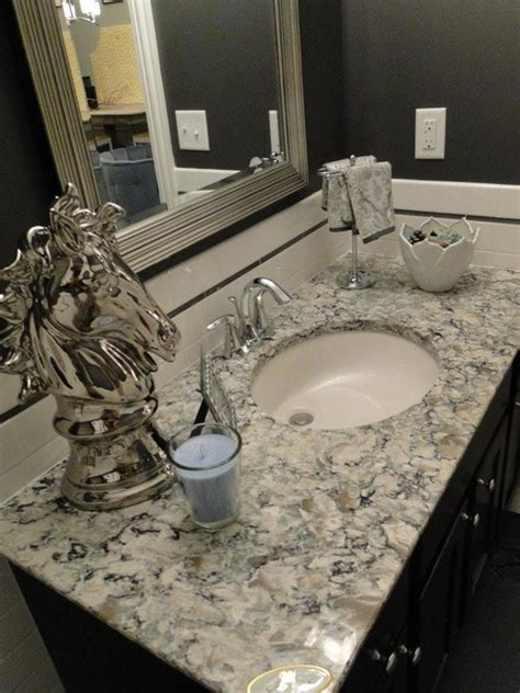 Cambria Praa Sands Countertop cambria praa sands traditional vanity tops and side splashes jacksonville by cambria