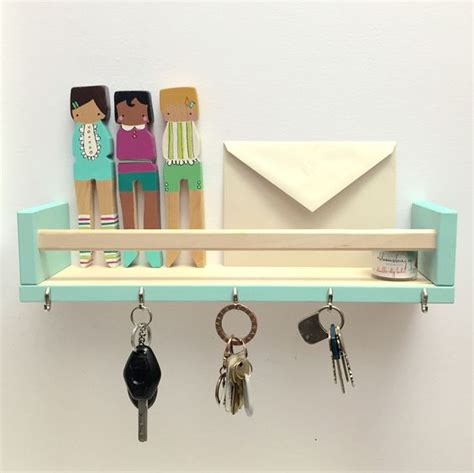 ikea key holder 40 ways to organize with an ikea spice rack a girl and a