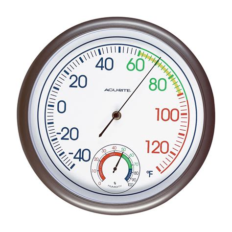 Thermometer Hygrometer chaney colorful thermometer and hygrometer hygrometers