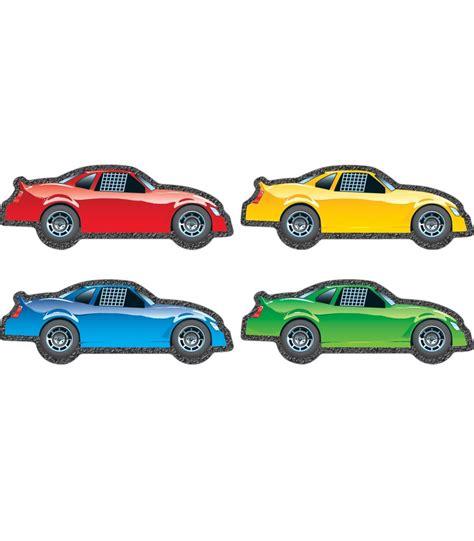 Race Cars Cut Outs Grade Pk 8 Carson Dellosa Publishing Race Car Template Printable