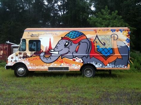 Thai Food Truck Baristanet Your Local Homegrown Community Since