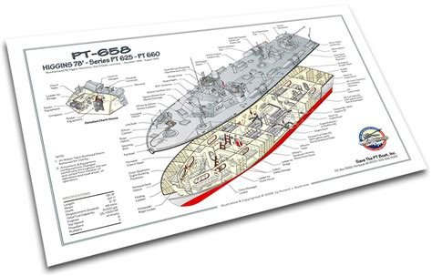 pt boat deck layout higgins pt boat plans pictures to pin on pinterest thepinsta