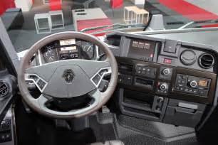 Renault Truck Interior Accessories T Range Renault Trucks 2014 Model Launch Dashboard