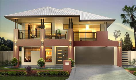 the home designers san remo series 1 upstairs living new 2 storey homes perth