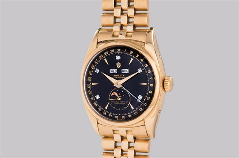bao dai s is the most expensive rolex sold at