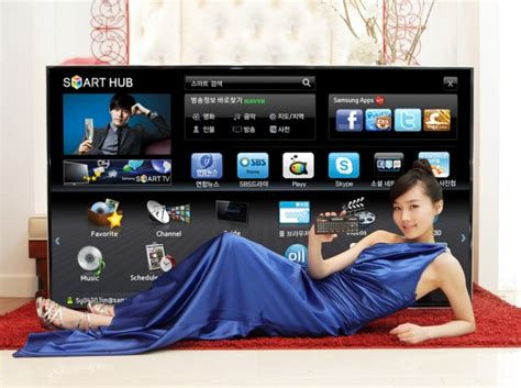 samsung d9500 75 inch 3d tv large expensive glorious nuff said gadgetynews