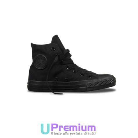 Pers Premium Care M 68 converse all classiche monochrome nera alta m3310 nk2