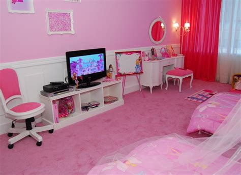 Nice Decors 187 Blog Archive 187 Stylish Pink Teen Girls Room | cute pink teen girls rooms interior design stylish