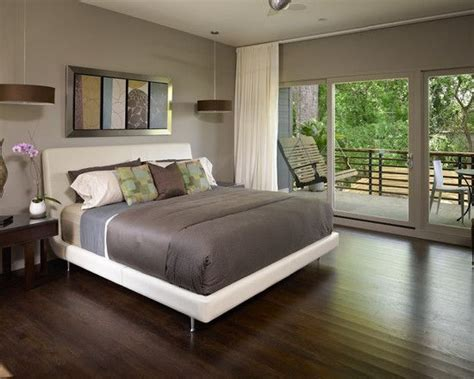 wood floor bedroom sensational modern home d 233 cor with minimalist design contemporary bedroom darkwood wooden floor