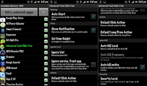 android task killer advanced task killer best app killer for android