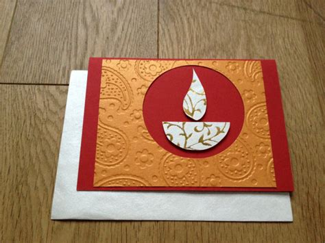 Greeting Card Handmade Ideas - diwali greeting card ideas family net