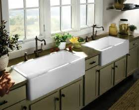 Kitchen With Farm Sink All About Farmhouse Kitchen Sinks Sink Spotlight The Kitchn