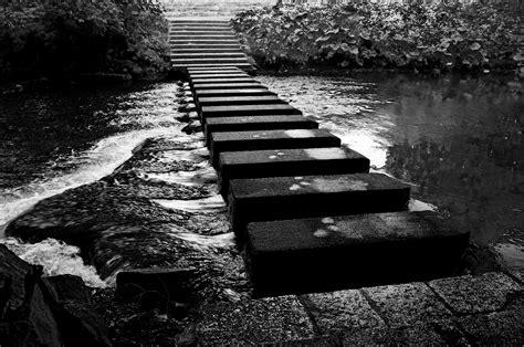 black and white landscape mccreddin