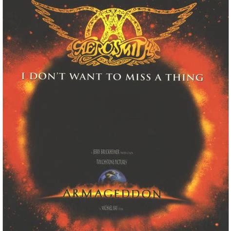 aerosmith i dont wanna miss a thing espaol aerosmith i don t want to miss a thing at discogs