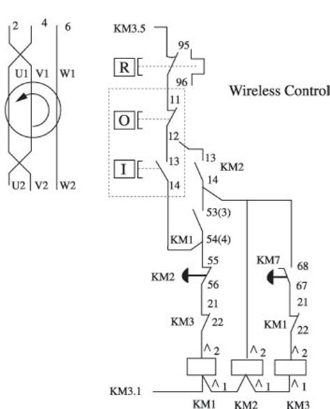 delta wiring diagram telemecanique