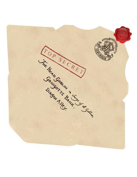printable hogwarts acceptance letter envelope les lettres su 231 acide ici recr 233 ez des r 233 pliques des