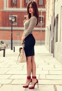 Pencil Skirt Hq 8 fashionable business to make you look and powerful ideas hq