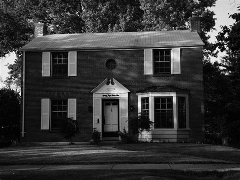 exorcist house st louis located in st louis missouri the exorcist house hosted a