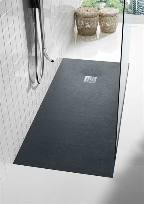 Anti Slip Shower Tray by Anti Slip Rectangular Shower Tray Terran By Roca