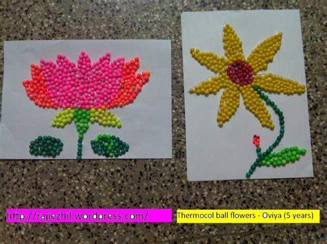 How To Make Lotus With Thermocol Work Using Thermocol Raji And Weblog