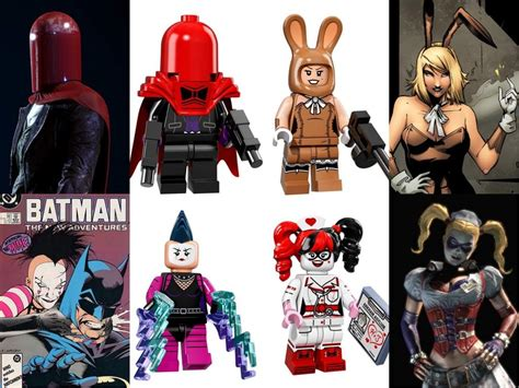 Boy Series Batman 2 the lego batman minifigure series comics amino