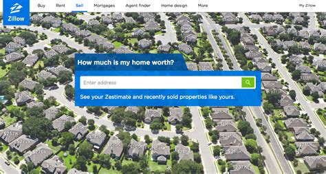zillow shifts zestimate home valuation tool to the cloud
