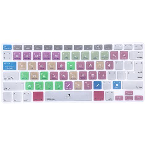 Screen Keyboard Protektor Palm Guard Macbook Air 13 Murah new logic pro x shortcut keyboard screen skin cover