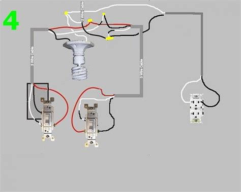 3 position switch wiring diagram light switch free