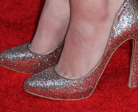 celebrity shoes celebrity shoes heart