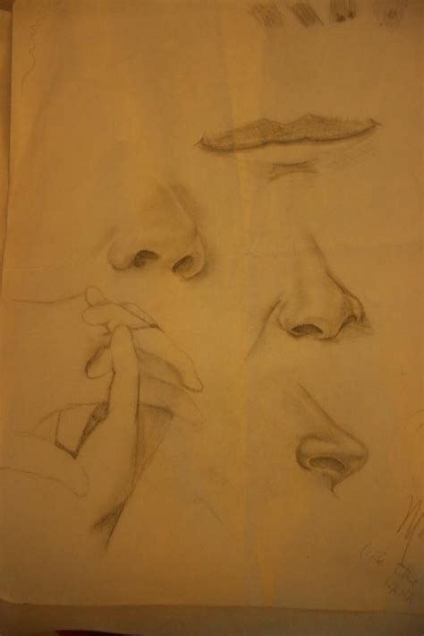 Sketches Nose by 17 Best Images About Sketch Nose On Sketching