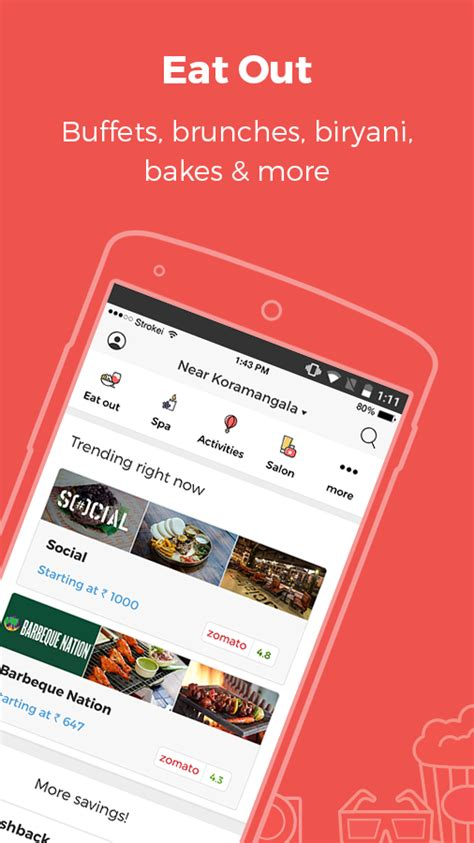 Play Store Nearbuy Nearbuy Restaurant Spa Hotel Offers
