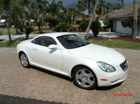 how it works cars 2004 lexus sc auto manual purchase used 2004 lexus sc 430 in satellite beach florida united states for us 25 000 00
