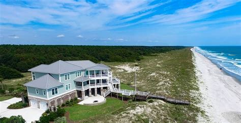 Oceanfront Homes For Sale by Pawleys Island Oceanfront Homes For Sale