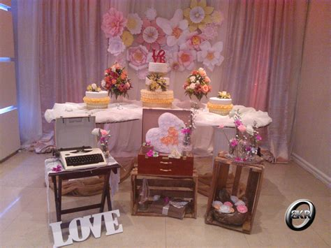 decoracion vintage para boda decoraci 243 n vintage para una boda mis decoraciones para