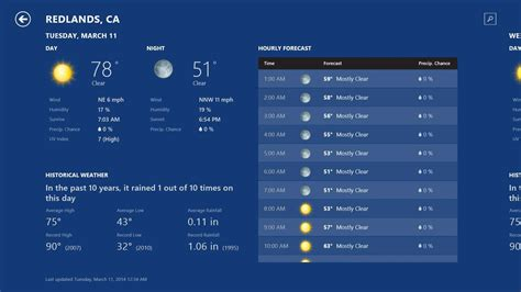 bing weather app windows phone these are the best weather apps for windows 8 right now