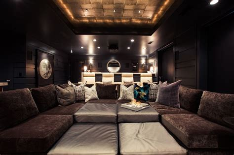 dr pitt couch alice lane home media rooms dr pitt sectional movie