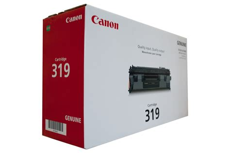 Toner Canon 319 Ii Hy Black Canon Cart319ii Toner Cartridge 6 4k Pages Genuine