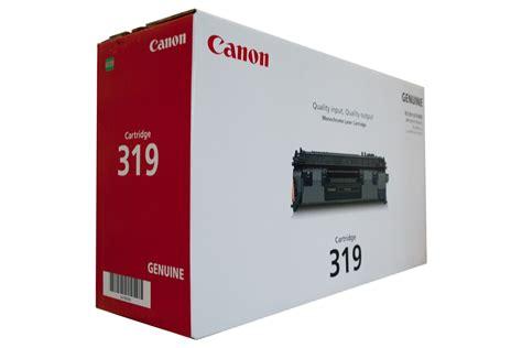 Toner Canon 319 Ii hy black canon cart319ii toner cartridge 6 4k pages genuine