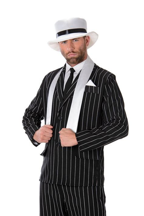 mens 20s costumes costume discounters gangster boss mens costume 20s and gangster costumes