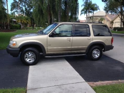 2000 ford explorer xls 2000 ford explorer xls florida davie 3600 suv