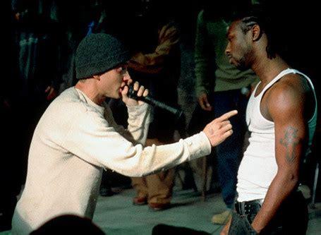 eminem & joseph kahn creating battle rap comedy film