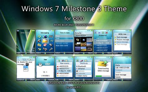 where are themes pictures stored in windows 7 windows 7 milestone 3 theme by janek2012 on deviantart